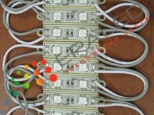 LED modules yellow glow color